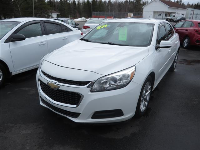 2014 Chevrolet Malibu 1LT (Stk: 06432A) in St. Stephen - Image 1 of 7
