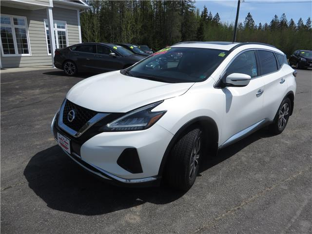 2019 Nissan Murano SV (Stk: 04260P) in St. Stephen - Image 1 of 18