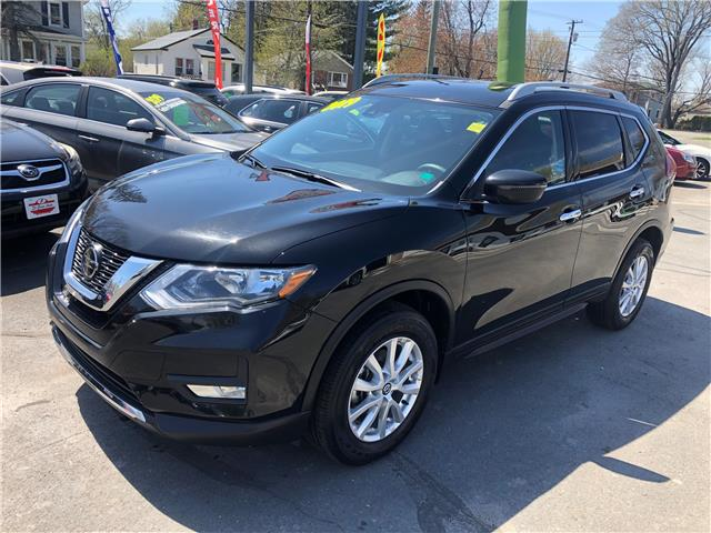 2019 Nissan Rogue SV (Stk: S200059A) in St. Stephen - Image 1 of 10