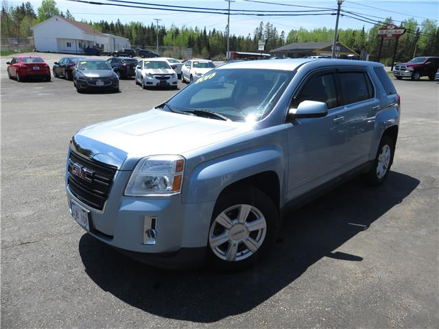 2015 GMC Terrain SLE-1 (Stk: 66375P) in St. Stephen - Image 1 of 11