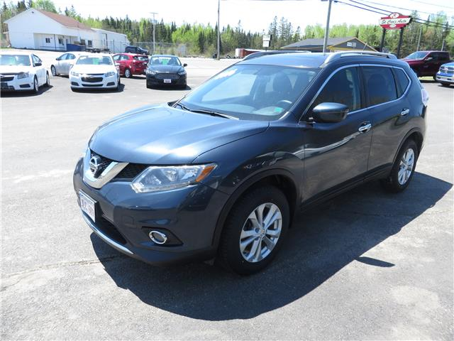 2016 Nissan Rogue SV (Stk: 15633a) in St. Stephen - Image 1 of 17
