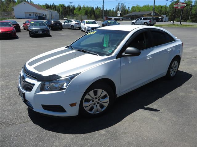 2012 Chevrolet Cruze LS (Stk: 40903p) in St. Stephen - Image 1 of 14