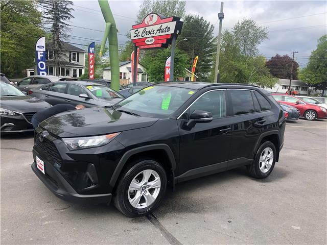 2019 Toyota RAV4 LE (Stk: 200061A) in St. Stephen - Image 1 of 9
