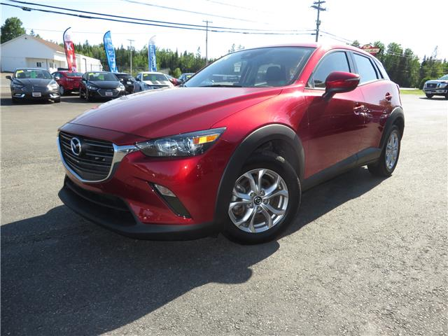 2019 Mazda CX-3 GS (Stk: ) in St. Stephen - Image 1 of 18