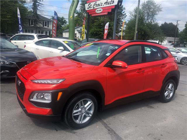 2019 Hyundai Kona 2.0L Preferred (Stk: s200172a) in St. Stephen - Image 1 of 10