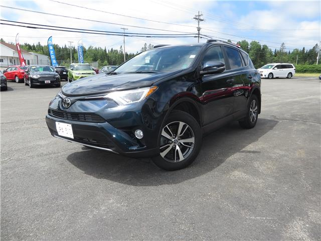2018 Toyota RAV4 XLE (Stk: S200171A) in St. Stephen - Image 1 of 18