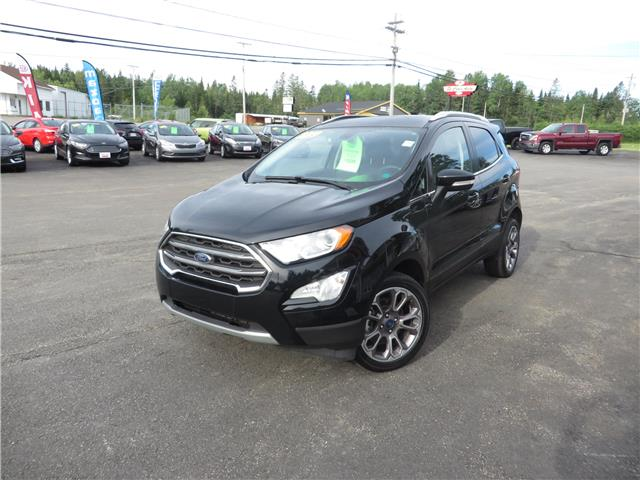 2019 Ford EcoSport Titanium (Stk: ) in St. Stephen - Image 1 of 14