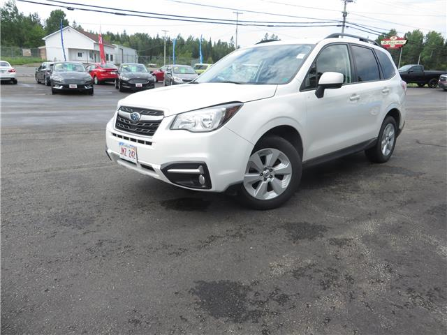 2017 Subaru Forester 2.5i Convenience (Stk: S200182A) in St. Stephen - Image 1 of 16