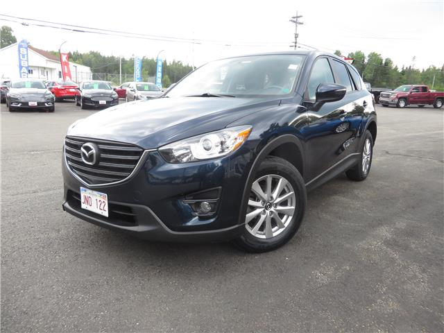 2016 Mazda CX-5 GS (Stk: S200181A) in St. Stephen - Image 1 of 15