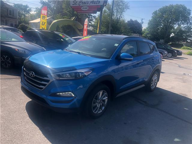 2017 Hyundai Tucson SE (Stk: s200247a) in St. Stephen - Image 1 of 10