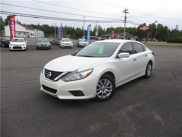 2016 Nissan Altima 2.5 S (Stk: S2000060B) in St. Stephen - Image 1 of 12