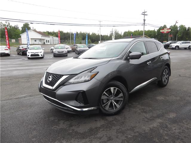 2020 Nissan Murano SV (Stk: S200258A) in St. Stephen - Image 1 of 18