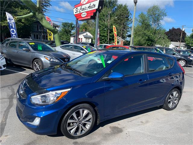 2017 Hyundai Accent GL (Stk: S200272A) in St. Stephen - Image 1 of 9