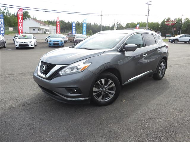 2017 Nissan Murano SL (Stk: S200277A) in St. Stephen - Image 1 of 12