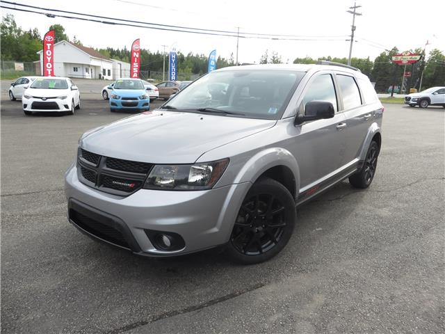 2016 Dodge Journey SXT/Limited (Stk: S200270A) in St. Stephen - Image 1 of 11
