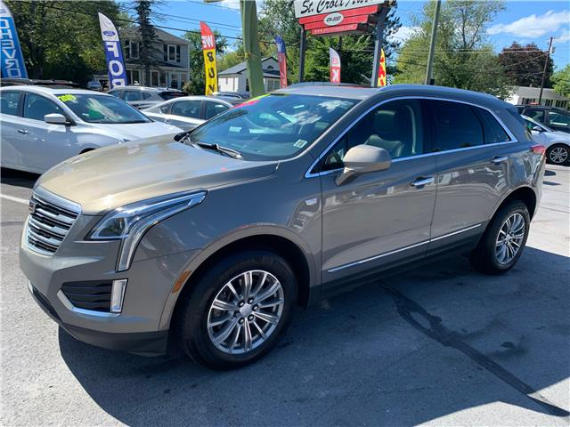 2017 Cadillac XT5 Luxury (Stk: S200268A) in St. Stephen - Image 1 of 9