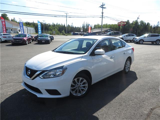 2016 Nissan Sentra 1.8 S (Stk: S200293A) in St. Stephen - Image 1 of 11