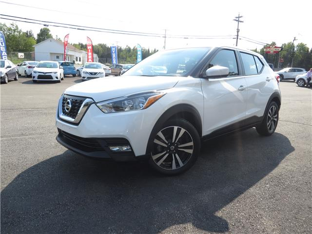 2018 Nissan Kicks SV (Stk: S200319A) in St. Stephen - Image 1 of 14