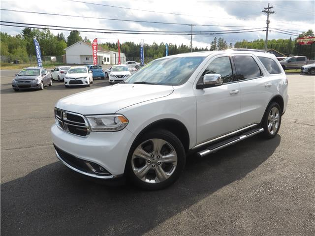 2015 Dodge Durango Limited (Stk: S200299A) in St. Stephen - Image 1 of 17