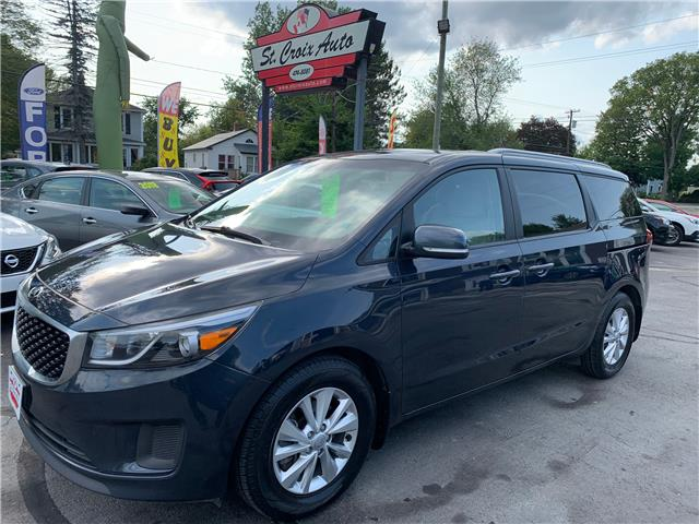 2017 Kia Sedona LX+ (Stk: S200285A) in St. Stephen - Image 1 of 12