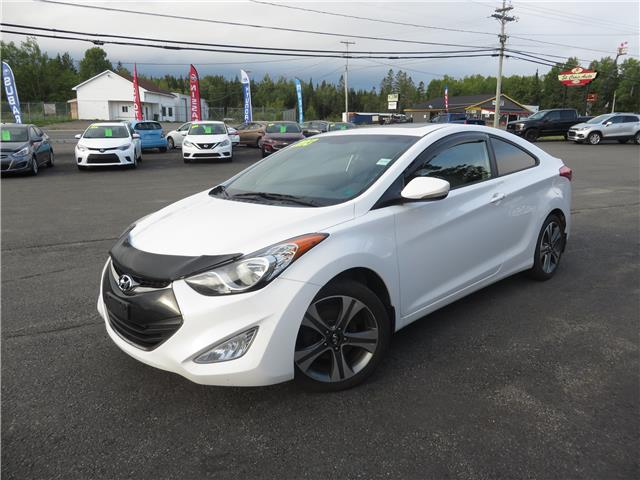 2013 Hyundai Elantra SE (Stk: S200294A) in St. Stephen - Image 1 of 14