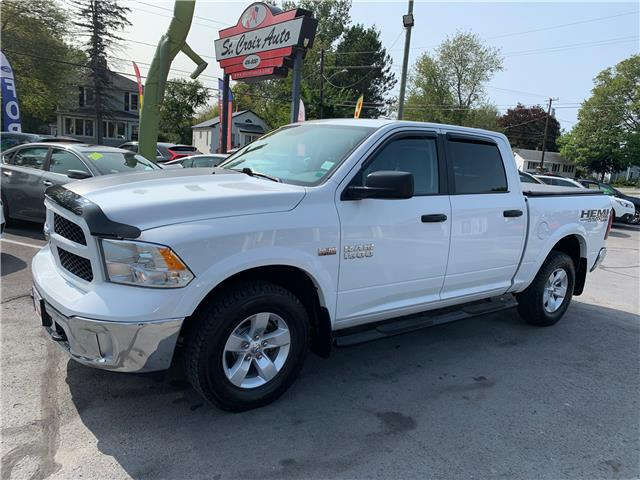 2017 RAM 1500 SLT (Stk: S2002454A) in St. Stephen - Image 1 of 10