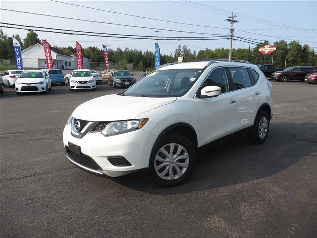 2016 Nissan Rogue S (Stk: S200314A) in St. Stephen - Image 1 of 14