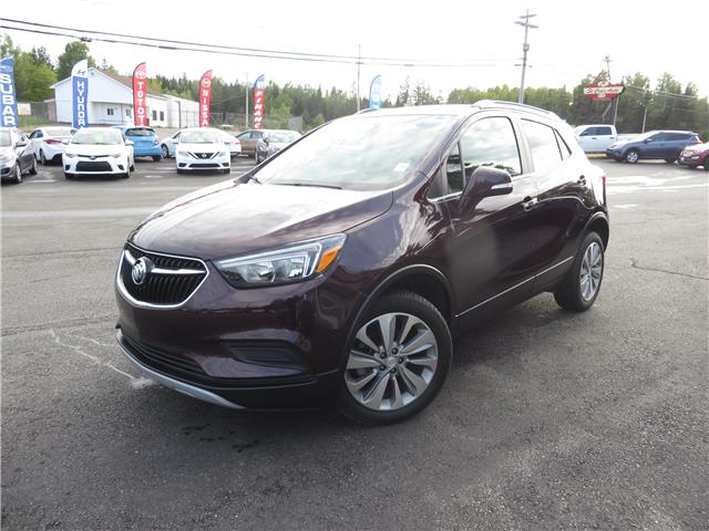 2018 Buick Encore Preferred (Stk: S200328A) in St. Stephen - Image 1 of 12