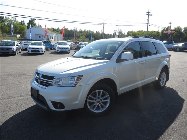 2013 Dodge Journey SXT/Crew (Stk: S200315B) in St. Stephen - Image 1 of 15