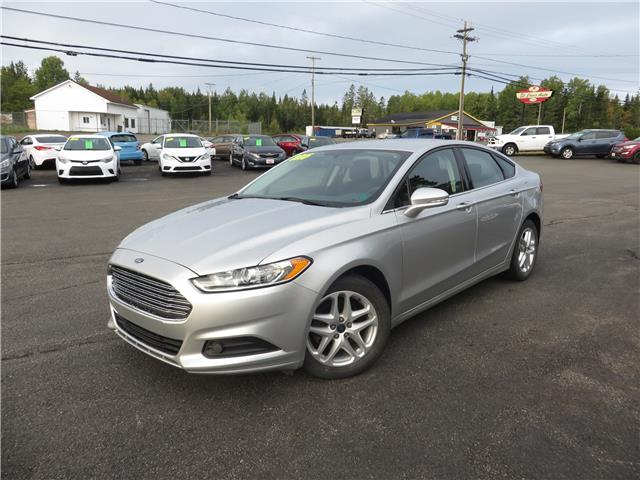 2015 Ford Fusion SE (Stk: 44033A) in St. Stephen - Image 1 of 13