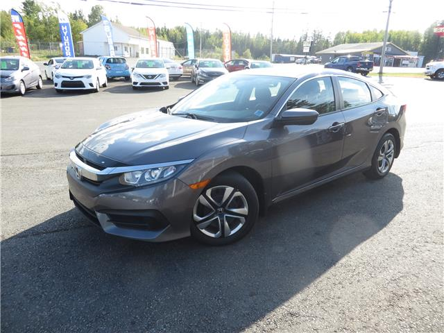 2018 Honda Civic LX (Stk: S200322A) in St. Stephen - Image 1 of 15