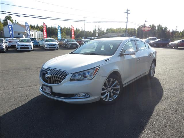 2014 Buick LaCrosse Leather (Stk: S200125B) in St. Stephen - Image 1 of 13