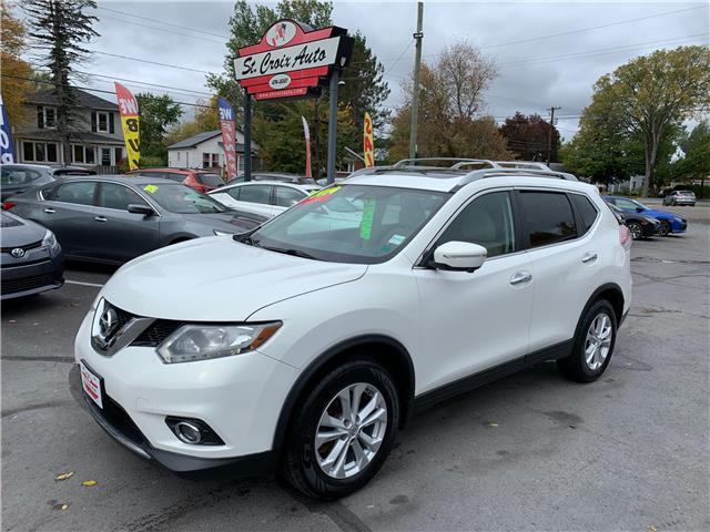 2014 Nissan Rogue SV (Stk: S200313A) in St. Stephen - Image 1 of 11