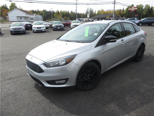 2016 Ford Focus SE (Stk: S200370A) in St. Stephen - Image 1 of 16