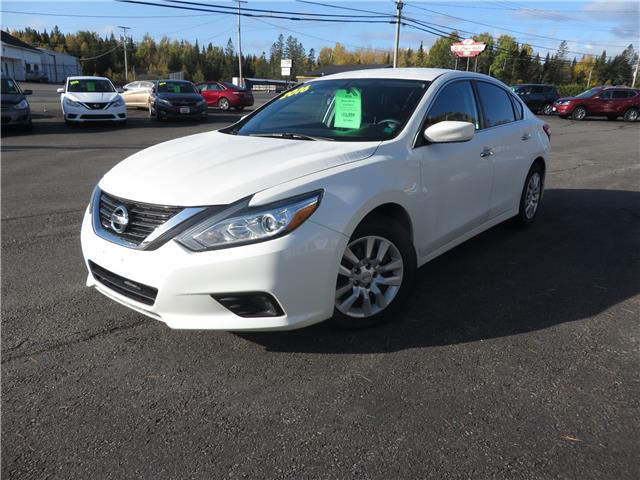 2016 Nissan Altima 2.5 SV (Stk: S200370A) in St. Stephen - Image 1 of 13
