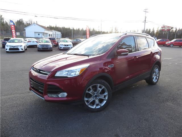 2014 Ford Escape Titanium (Stk: S200277B) in St. Stephen - Image 1 of 19