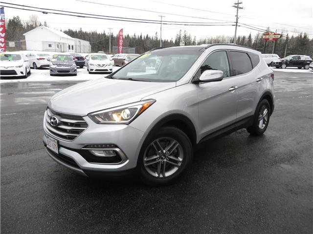 2017 Hyundai Santa Fe Sport 2.4 Luxury (Stk: S200392B) in St. Stephen - Image 1 of 15