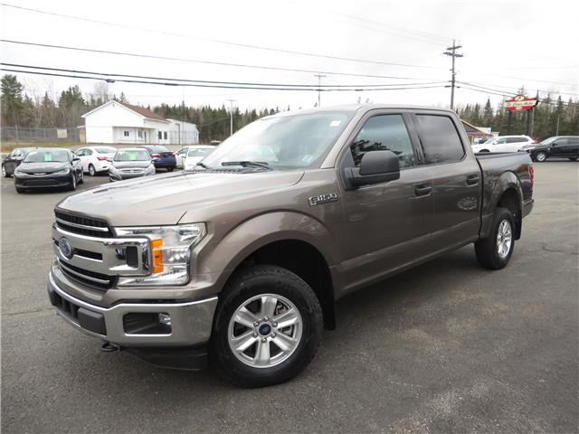 2019 Ford F-150 XLT (Stk: S200444A) in St. Stephen - Image 1 of 14