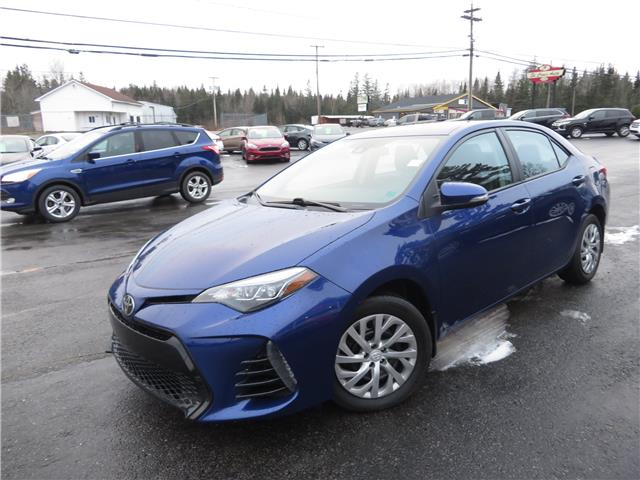 2017 Toyota Corolla CE (Stk: S200458A) in St. Stephen - Image 1 of 14