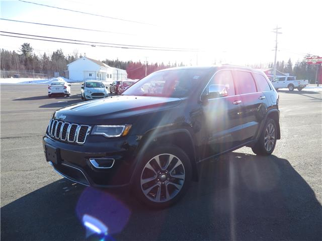 2018 Jeep Grand Cherokee Limited (Stk: 210354B) in St. Stephen - Image 1 of 19