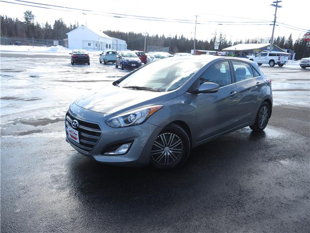 2016 Hyundai Elantra GT Limited (Stk: S210041BA) in St. Stephen - Image 1 of 15