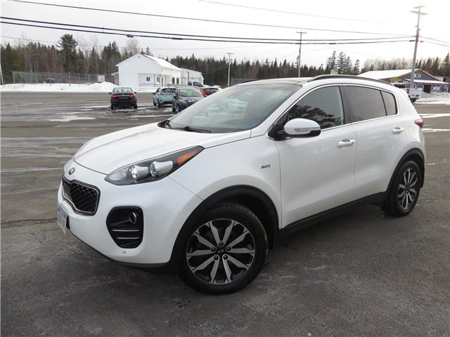 2018 Kia Sportage EX (Stk: S210013CA) in St. Stephen - Image 1 of 18