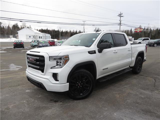 2020 GMC Sierra 1500 Elevation (Stk: S210045A) in St. Stephen - Image 1 of 21