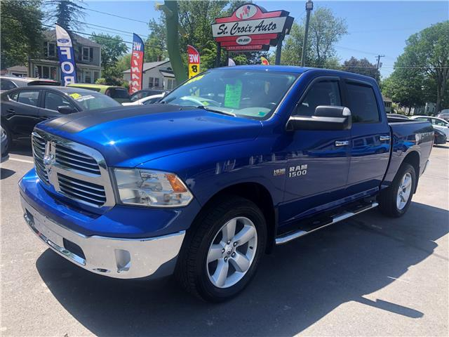 2016 RAM 1500 SLT (Stk: 92348P) in St. George - Image 1 of 15