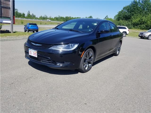 2016 Chrysler 200 S (Stk: ) in St. George - Image 1 of 14