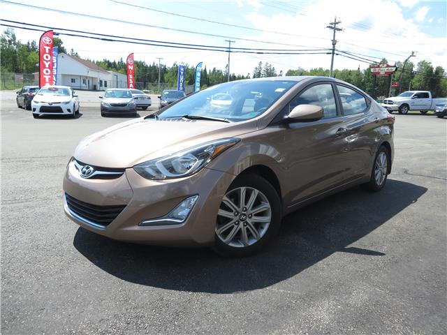 2016 Hyundai Elantra Sport Appearance (Stk: S200232A) in St. George - Image 1 of 13