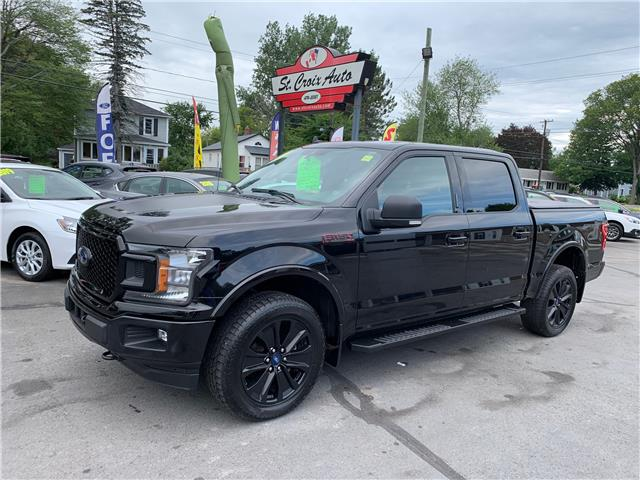 2019 Ford F-150 XLT (Stk: s200297A) in St. George - Image 1 of 10