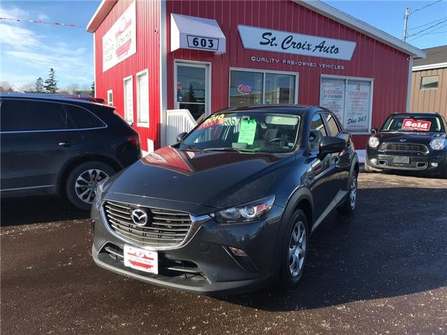 2016 Mazda CX-3  (Stk: 64479A) in Charlottetown - Image 1 of 8