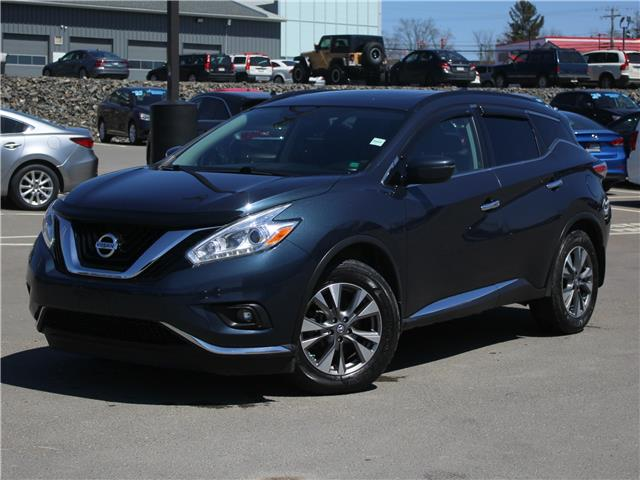2017 Nissan Murano SV (Stk: S200045A) in Charlottetown - Image 1 of 21