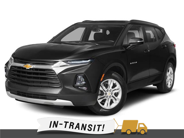 2020 Chevrolet Blazer RS (Stk: 0208010) in Langley City - Image 1 of 9